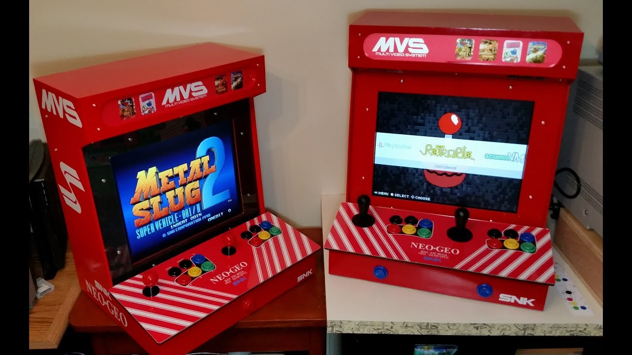 Build a Desktop Arcade Machine with Raspberry Pi 3 and Retropie ...