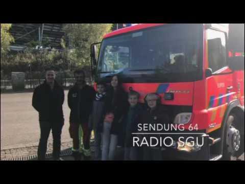 Radio SGU Sendung 64: Sonderthema Feuerwehr und Rettungsdienst Eupen