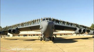 Top 10 Airlines - Why America's Enemies Still Fear the B-52 Bomber?