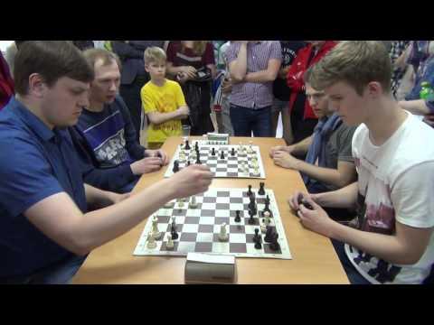 Чемпионат России по Шведским шахматам! Финальная партия
