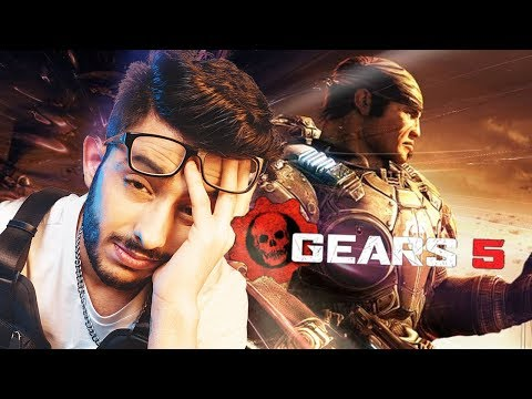 CARRYMINATI PLAYS GEARS OF WAR 5 | NO PROMOTIONS