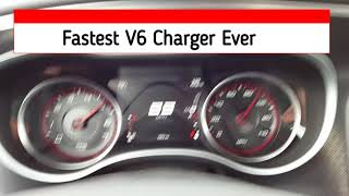 FASTEST Dodge Charger SXT V6 in the country