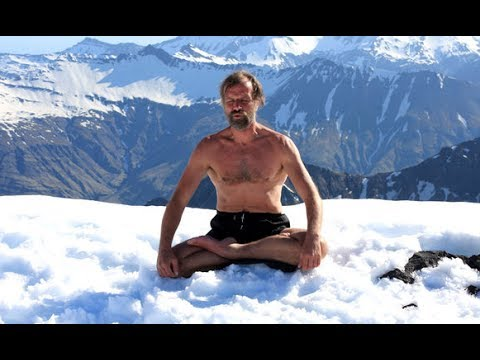 Wim Hof Method Review - How To Become The Iceman