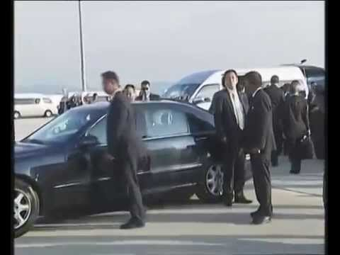 Prime Minister Narendra Modi arrives at Osaka airport on 5-day Japan visit