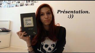 PRÉSENTATION : Wreck this journal   Saccage ce carnet
