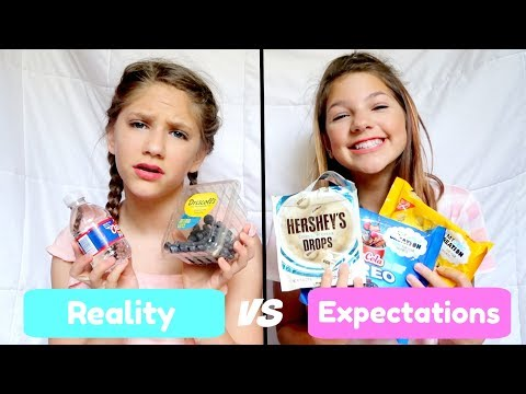 Staying 24 hours in a fort Expectation VS Reality Ft. Annie Rose