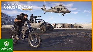 Tom Clancy's Ghost Recon Wildlands: Free Weekend 9.20.18 | Ubisoft