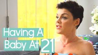 Em Rusciano: Having A Baby At 21