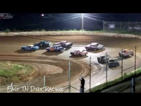 Thunder Feature @ Wartburg Speedway (6-10-17)