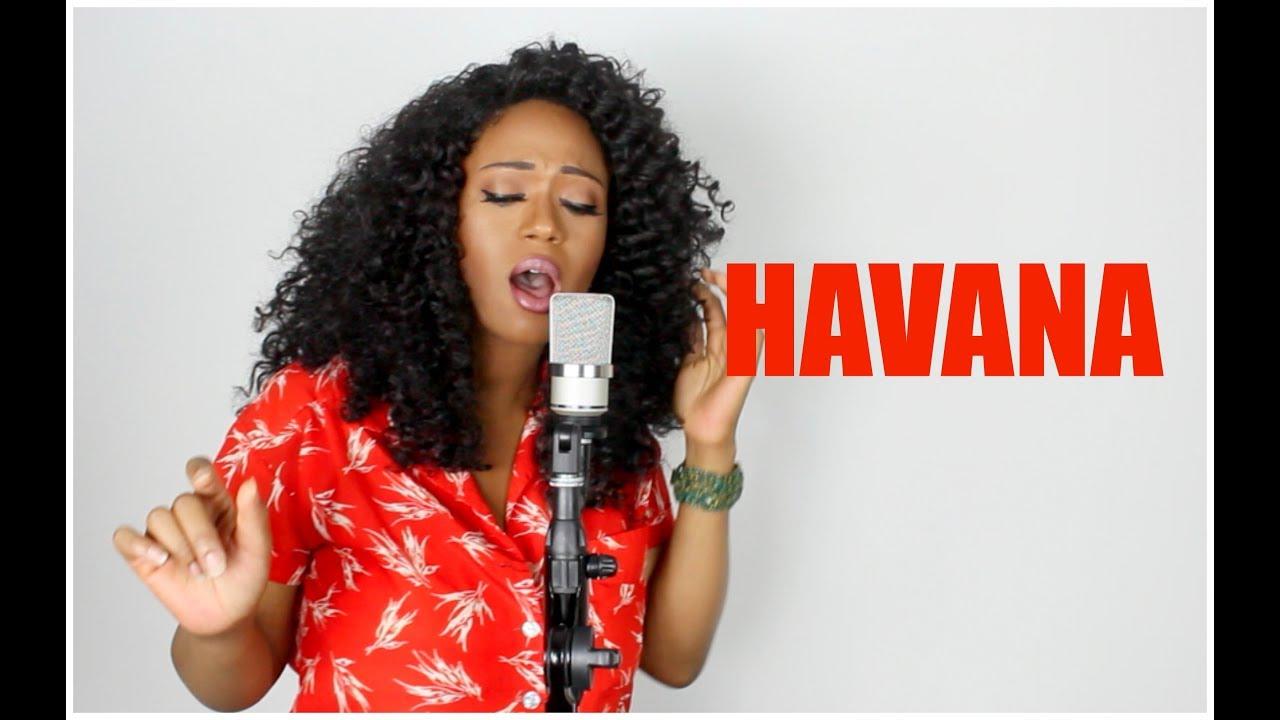 Camila Cabello Havana Ft Young Thug Cover By Ceresia