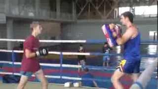 УТС, чемпионат Европы по тайскому боксу 2013, Кстово.