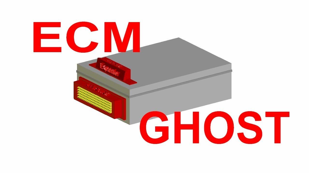 ECM Ghost Automotive Electronic Breakout Box