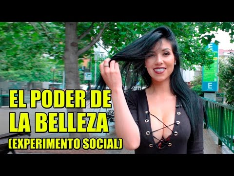 The Power of Beauty | Social Experiment