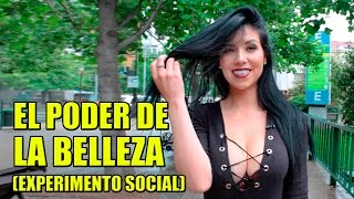 El poder de la belleza | Experimento Social - La Vida Del Desvelado thumbnail