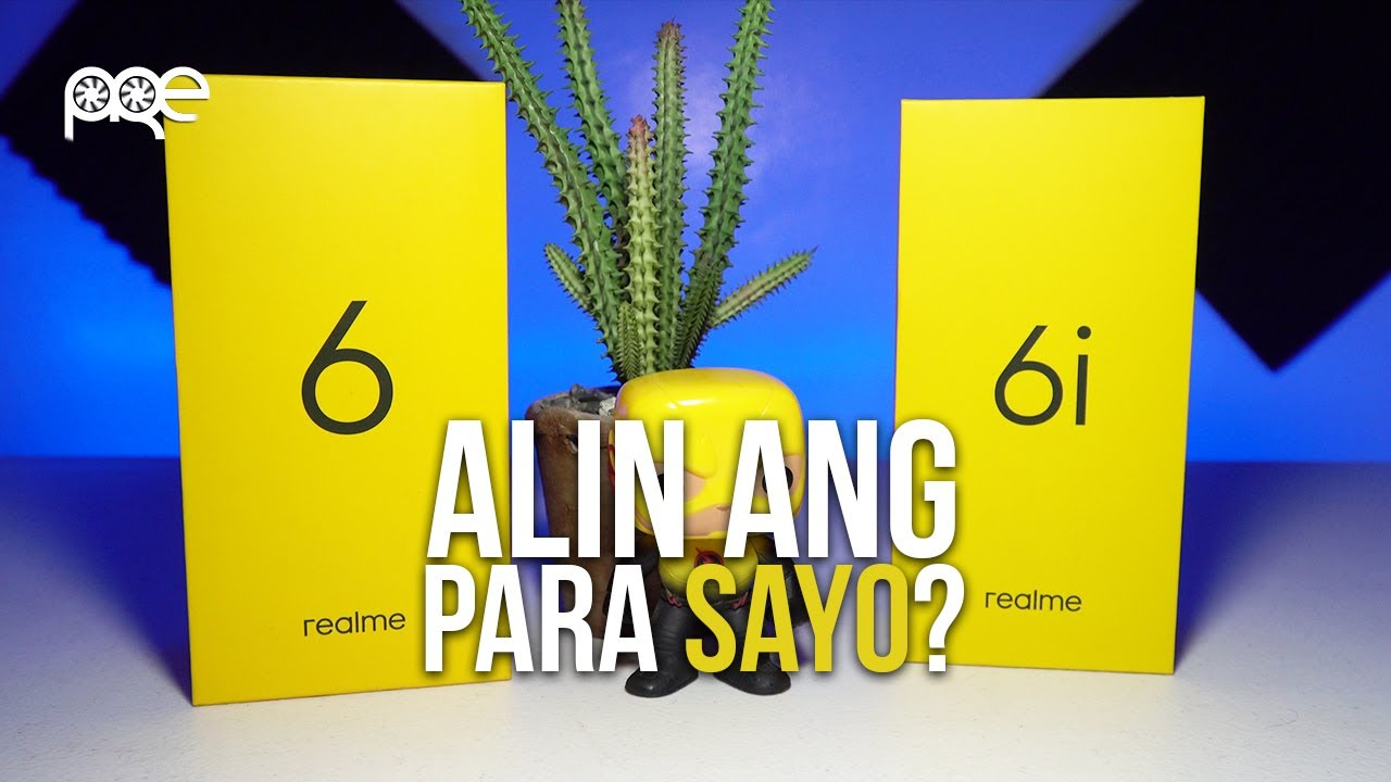 SINO ANG MAS SULIT? - realme 6 vs realme 6i Unboxing, Review and Camera Test