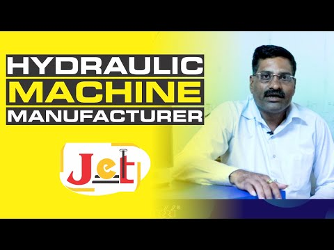 Hydraulic Machine And Lifting Equipment: Manufacturers | Material Handling Equipments Exhibition