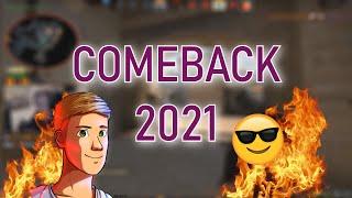 COMEBACK - 2021