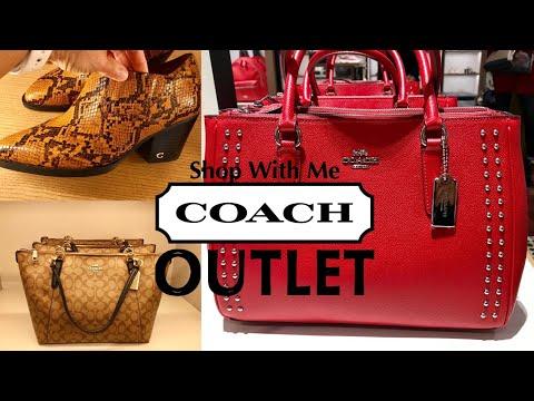 COACH OUTLET Shop With Me SALE Store Walkthrough