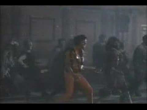 Michael Jackson - Thriller Dancing
