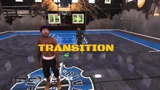 NBA 2k16 - Tuto de dribble Avancer Part 2 hesitation et step back 2k15 De Retour.