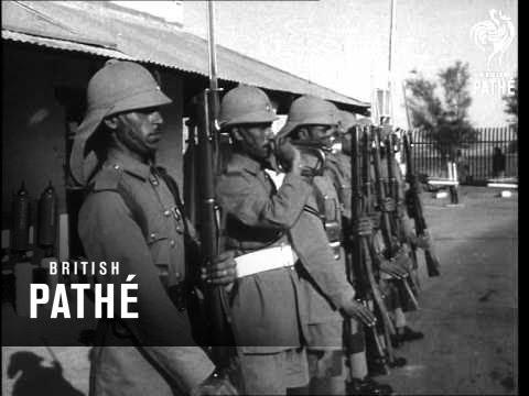 RAF Bases In Iraq (1955)