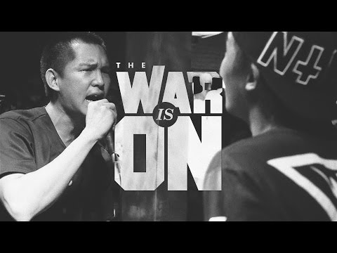 THE WAR IS ON EP.12 - TUM VS UMA | RAP IS NOW