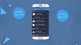 DI FM Android App Demo Video