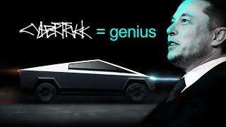 Cybertruck is Engineering Genius (and will be copied)