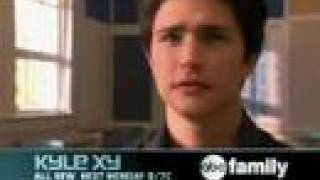 "Trailer for Kyle XY 1.05 ""This Is Not a Test"""