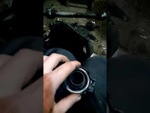 Ремонт и замена выжимной вилки сцепления ваз 2112