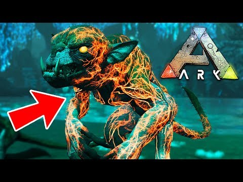 ARK: Survival Evolved - UNDERWORLD!! (ARK Aberration)