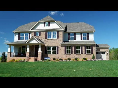 ryan homes normandy model tour youtube