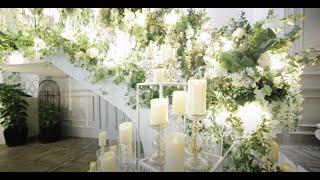Красивая свадебная фотозона. Одесса. Декор - Miroshnikova event