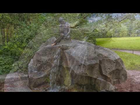 Царскоселькая статуя