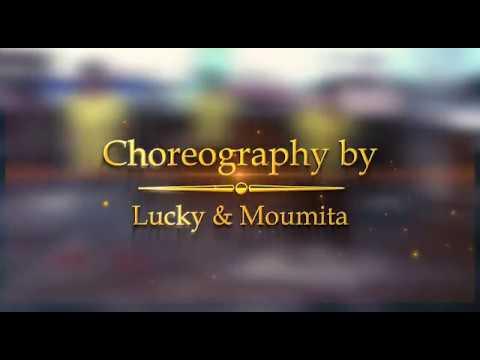 ZINGAT SONG || DHARAK || CHOREOGRAPHY BY MOUMITA & LUCKY / AJAY ATUL/