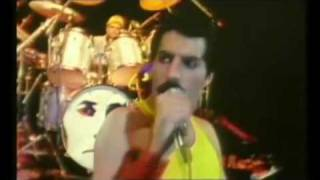 Queen - Another one bites the dust, shreds