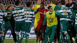 Toronto FC vs. Santos Laguna (March 28 2012) CONCACAF CHAMPIONS LEAGUE