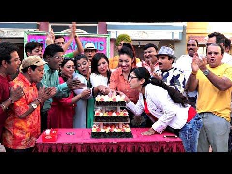 Taarak Mehta Ka Ooltah Chashmah 2700 Episodes Completion Celebration On Sets