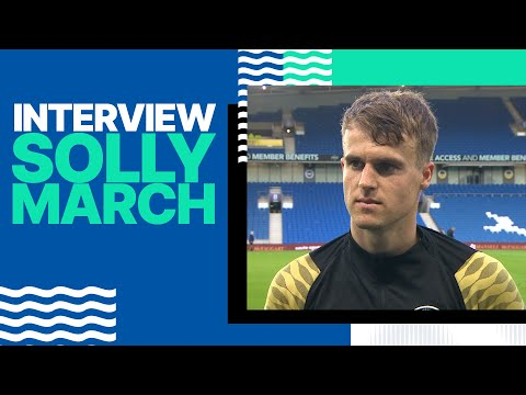 Solly March at the New Deal