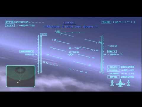 Ace Combat 4 Mission 4 Blockade