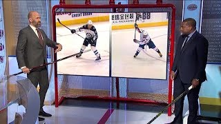 NHL Tonight:  Laine vs Ovi:  Breaking down the shots of Laine and Ovechkin  Dec 5,  2018