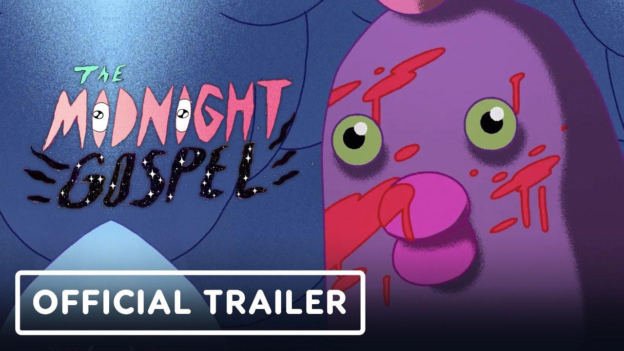 Netflix's The Midnight Gospel: Season 1 Trailer (Pendleton Ward, Duncan Trussell) + vídeo