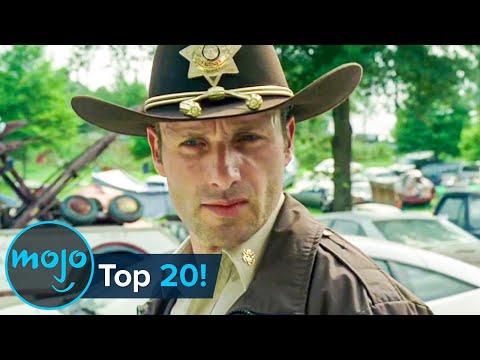 Top 20 TV Show Opening Scenes