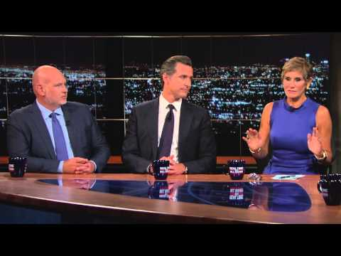 Real Time with Bill Maher: President Trump? – August 7, 2015  (HBO)