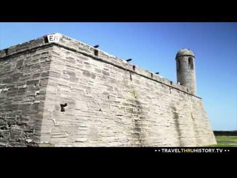 Castillo San Marcos - St. Augustine, FL - Travel Thru History