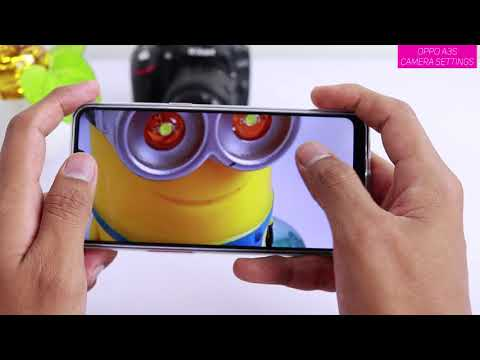 Oppo A3S CAMERA SETTINGS in detail (हिन्दी)   Best Practices Tips & Tricks