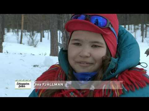 Suède, Le royaume des neiges - Échappées belles