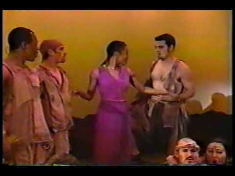 The Gods Love Nubia - Aida Original Broadway Production