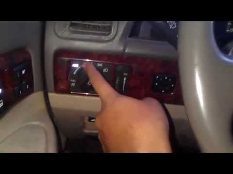 changing lincoln ls interior light to leds part 2 youtube. Black Bedroom Furniture Sets. Home Design Ideas