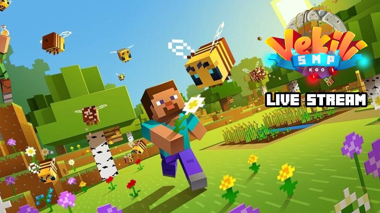 Short Stream Vekili SMP !! Minecraft